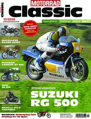 Motorrad Classic (12/2020)