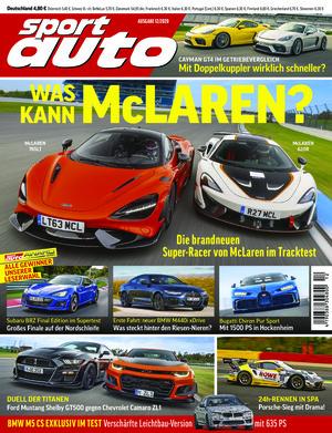 Sport Auto (12/2020)