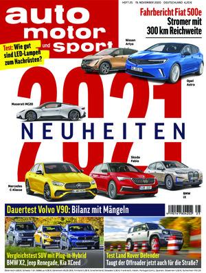 auto motor und sport (25/2020)