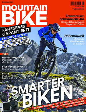 MOUNTAINBIKE (01/2021)