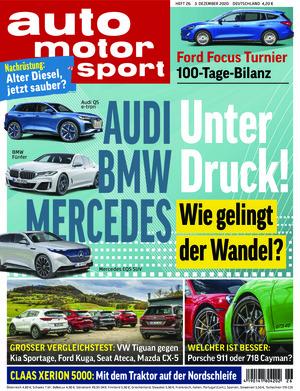 auto motor und sport (26/2020)