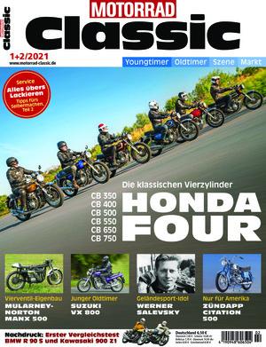 Motorrad Classic (01/2021)