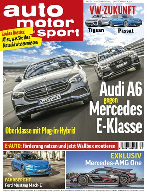 auto motor und sport (01/2021)