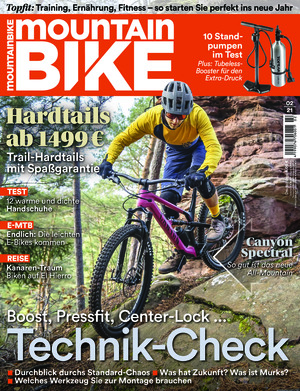 MOUNTAINBIKE (02/2021)