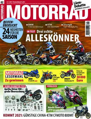 MOTORRAD (02/2021)