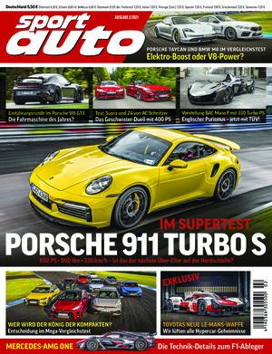 Sport Auto (02/2021)