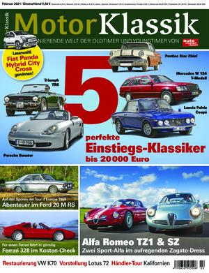 Motor Klassik (02/2021)