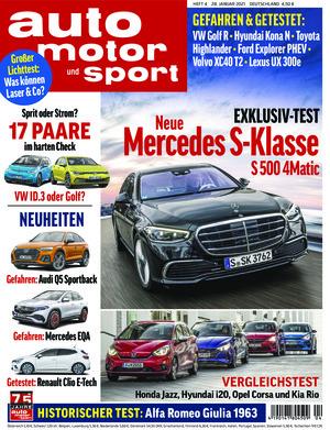 auto motor und sport (04/2021)
