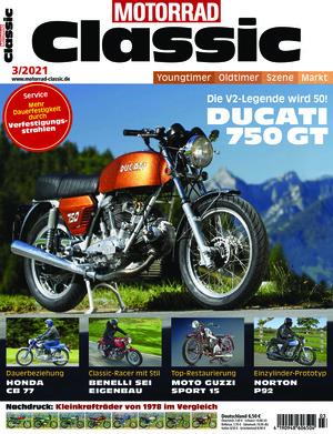 Motorrad Classic (03/2021)