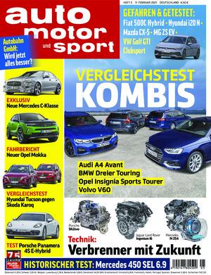 auto motor und sport (05/2021)