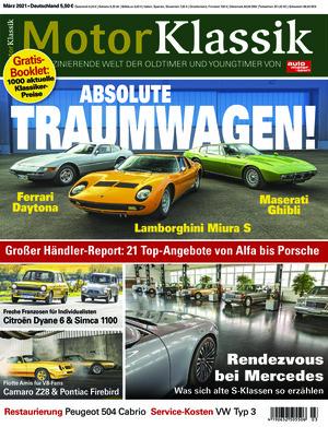 Motor Klassik (03/2021)