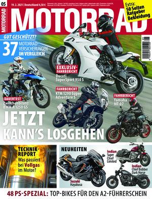 MOTORRAD (05/2021)