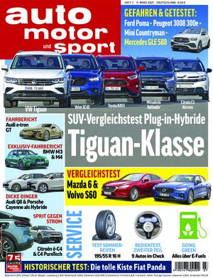 auto motor und sport (07/2021)