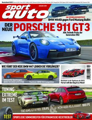 Sport Auto (04/2021)