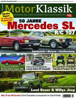 Motor Klassik (04/2021)