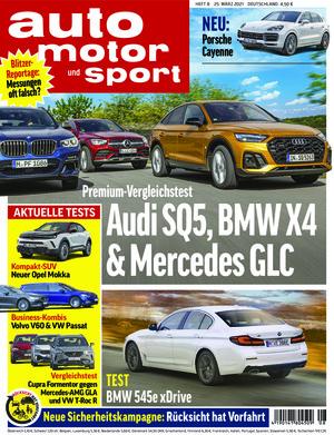 auto motor und sport (08/2021)