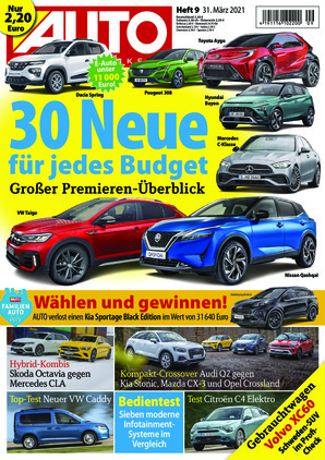 Auto Straßenverkehr (09/2021)