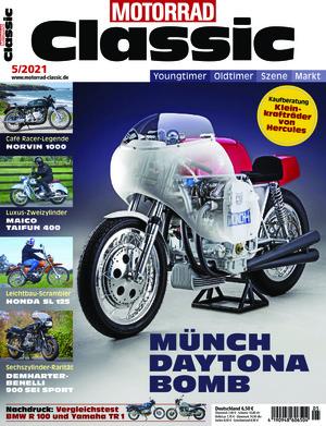 Motorrad Classic (05/2021)