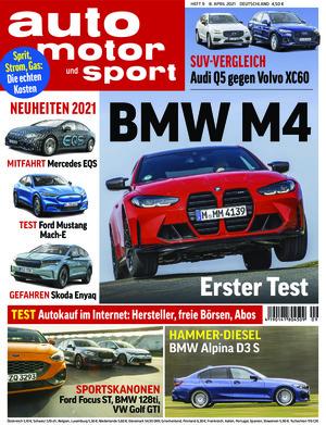 auto motor und sport (09/2021)