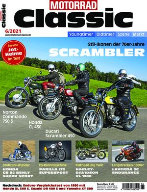 Motorrad Classic (06/2021)