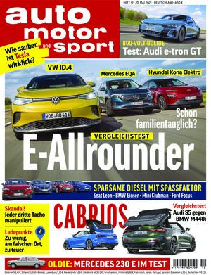 auto motor und sport (12/2021)