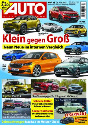 Auto Straßenverkehr (13/2021)