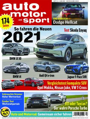 auto motor und sport (13/2021)
