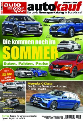 Autokauf (03/2021)