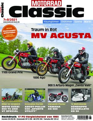 Motorrad Classic (08/2021)