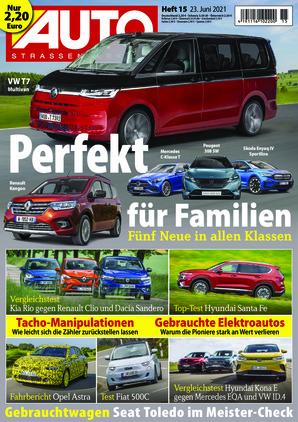 Auto Straßenverkehr (15/2021)