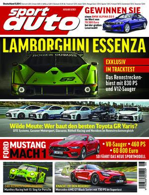 Sport Auto (08/2021)