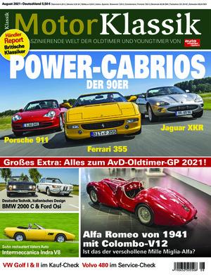 Motor Klassik (08/2021)