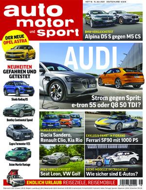 auto motor und sport (16/2021)