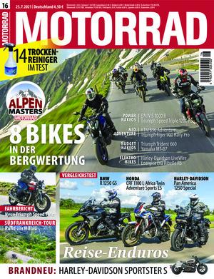 MOTORRAD (16/2021)