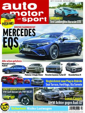 auto motor und sport (17/2021)