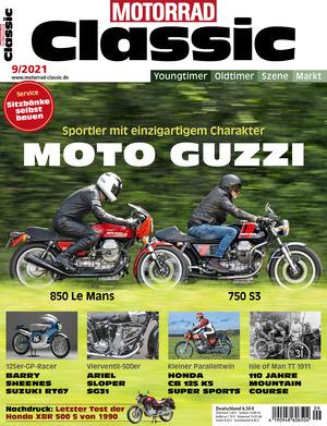 Motorrad Classic (09/2021)