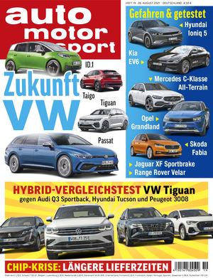 auto motor und sport (19/2021)