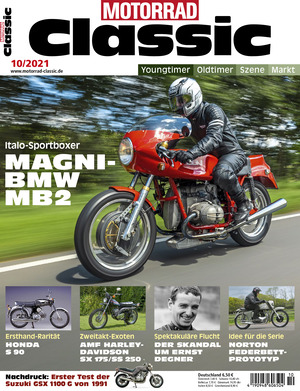 Motorrad Classic (10/2021)