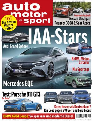 auto motor und sport (20/2021)