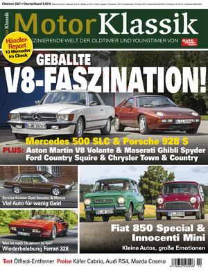 Motor Klassik (10/2021)
