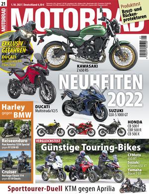 MOTORRAD (21/2021)