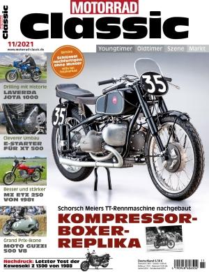 Motorrad Classic (11/2021)