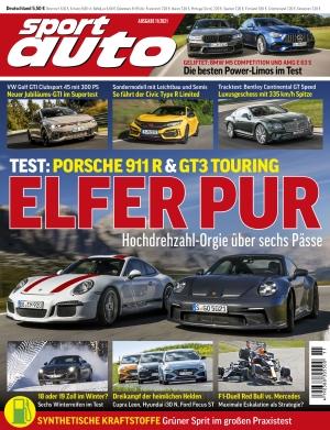 Sport Auto (11/2021)