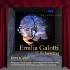 Vergrößerte Darstellung Cover: G. E. Lessing: Emilia Galotti. Externe Website (neues Fenster)