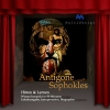 Vergrößerte Darstellung Cover: Sophokles: Antigone. Externe Website (neues Fenster)