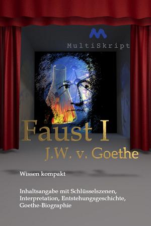 Faust 1 von Johann Wolfgang von Goethe