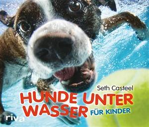 Hunde unter Wasser - für Kinder