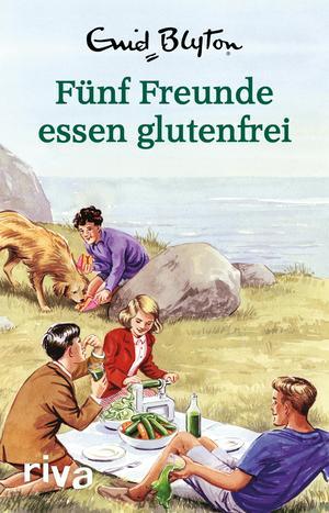 Fünf Freunde essen glutenfrei