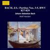 Partitas Nr. 3-5, BWV 827-829