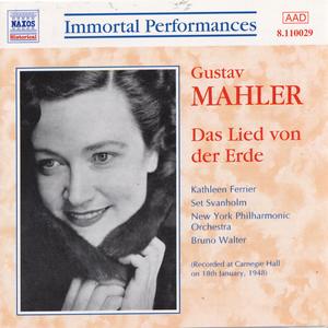 Das Lied von der Erde (Ferrier / Svanholm) (1948)